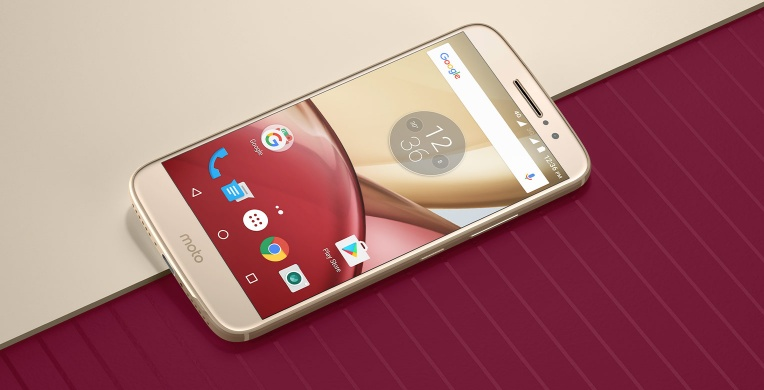 Moto M Android Nougat