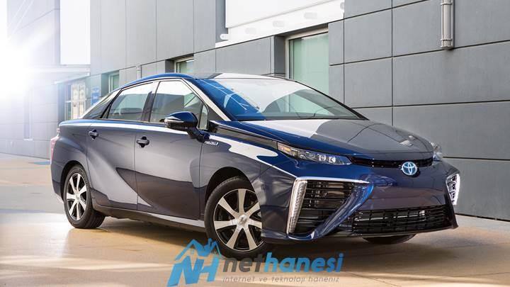 Toyota Elektrikli Araç