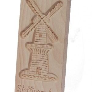Cookie Mould, Stellingmolen, 24 Cm / 9.5 Inch - Woodenshoefactory Marken