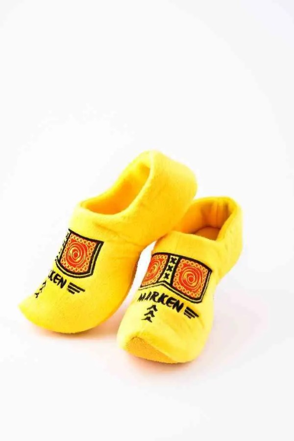 "Soft ""Wooden"" Shoe Farmer - Woodenshoefactory Marken"