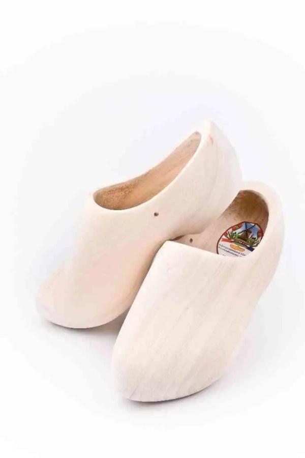 Wooden Shoes Plain - Woodenshoefactory Marken