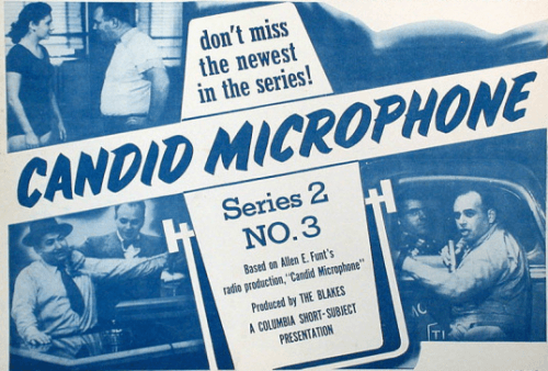 Nethervoice Candid Microphone