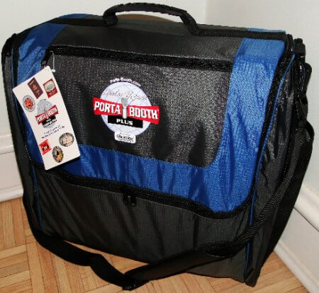Porta-Booth® Plus Carry-On bag