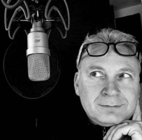 Voice-Over and blogger Paul Strikwerda