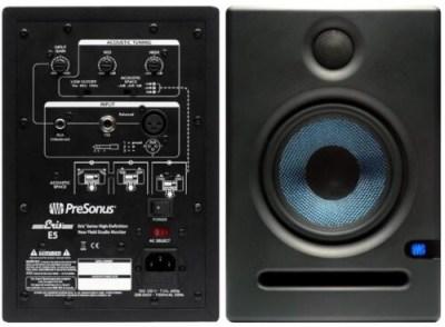 Presonus Eris 5 studio monitor