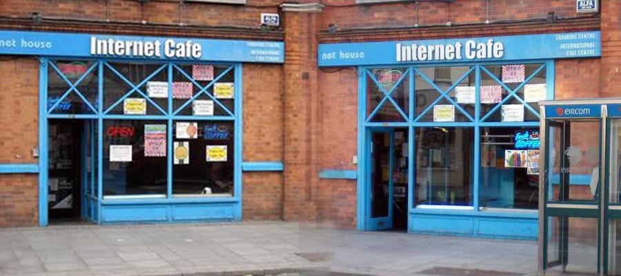 Internet Cafe Rathmines