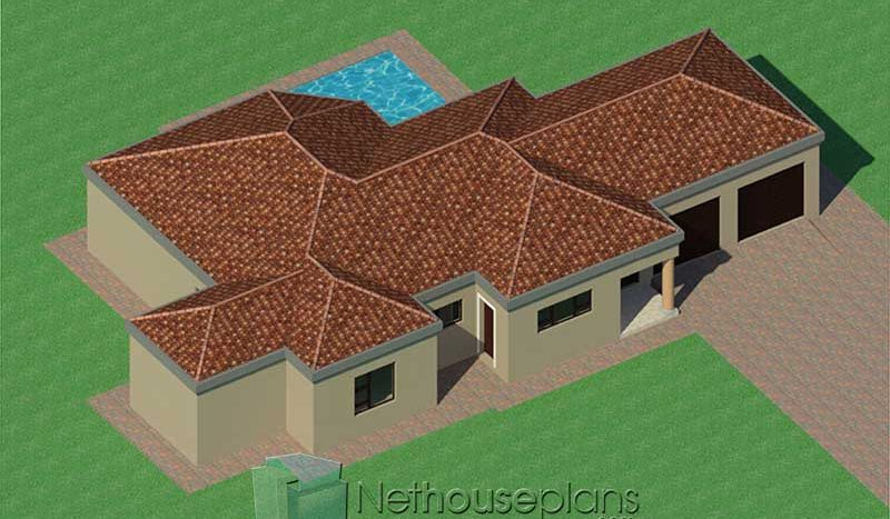 small 3 bedroom house plans pdf simple 3 bedroom house floor plans unique 3 bedroom house floor plans with garages modern 3 bedroom house floor plans with 3D models 3 bedroom modern house floor plans with photos 3 bedroom house designs South Africa Open Floor Plan House plans Nethouseplans