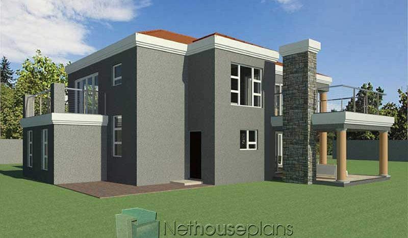 5 Bedroom House Plans Double Storey | House Designs ...