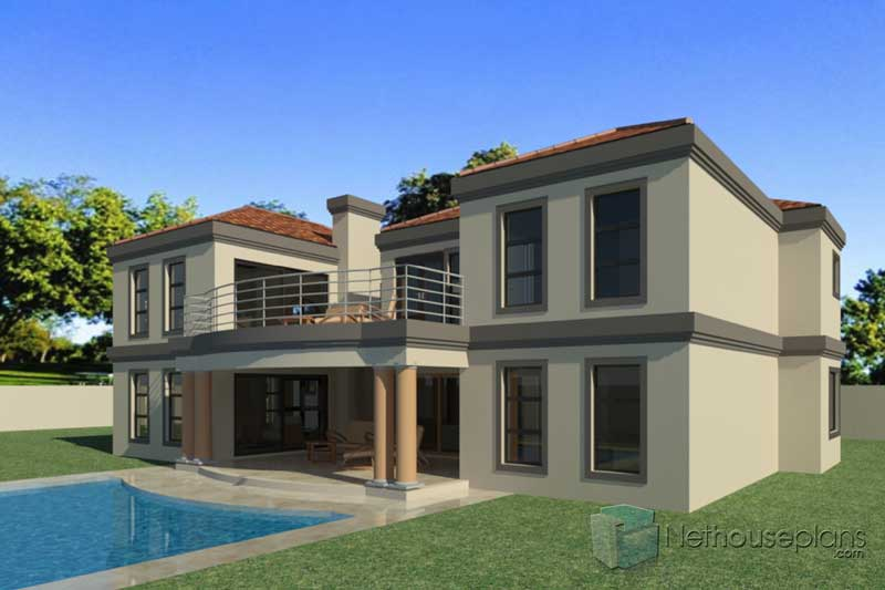 Beautiful 5 Bedroom House Plans With Photos [480sqm ...