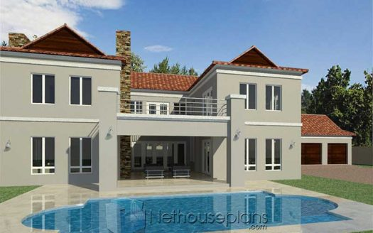 double storey house plans South Africa pdf modern 4 bedroom house plans farmhouse architectural designs modern architectural design styles architecture design architectural designs pdf architect house plan design architects in Africa Nigeria house plans Nethouseplans