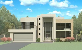 Double storey house designs south africa, 4 Bedroom House Plan, modern house plan with photos, South African House Designs with a double garage, Modern contemporary architecture style, 4 bedroom house plan design, double storey floor plans