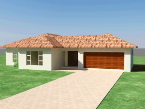 Single storey house plan 3 bedroom house plan building plans floor plans simple house plans with photos house plans south africa floorplanner 3 bedroom house plans single storey home design free house plans Traditional style house plan, 3 bedroom, single storey floor plans, bungalow