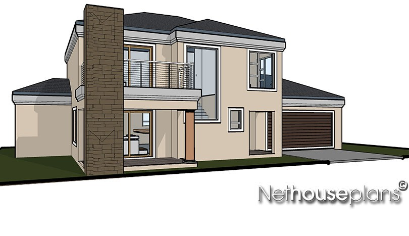 Modern tuscan style house plan, 3 bedroom , double storey floor plans, house plan, Net house plans south africa, double storey house plans, modern home, house plans south africa, home designs, house designs, house plans in johannesburg, architectural designs, Nethouseplans architects, architectural designs, south african home designs