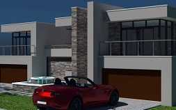 2 storey House Design, modern house plan, 4 car garage house design, contemporary double storey house plan, two storey house plan; modern 4 bedroom house plan; 2 story house design, 4 garage double story house plan; contemporary home design, unique house plans, Nethouseplans