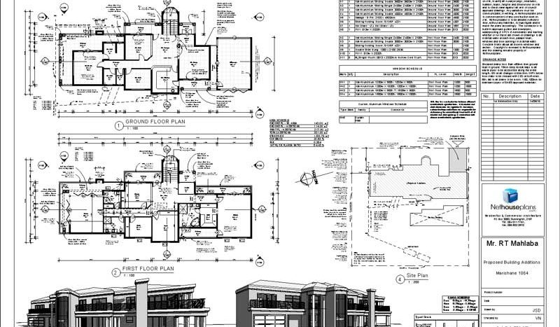Double storey house plans, house plans with photos, House Plans designs, Modern House Designs, Home Designs, Floor Plan Designs, floor plan imagesNethouseplans