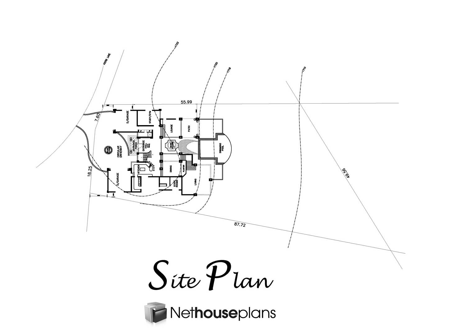 4 bedroom modern house plans, 4 rooms house plans, 4 bedroom house plans south africa pdf, Nethouseplans