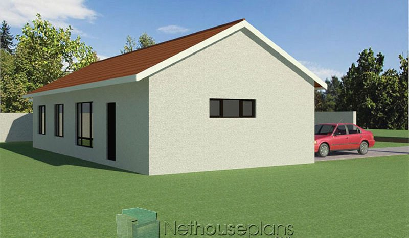 Simple 3 bedroom house plans designs Nethouseplans