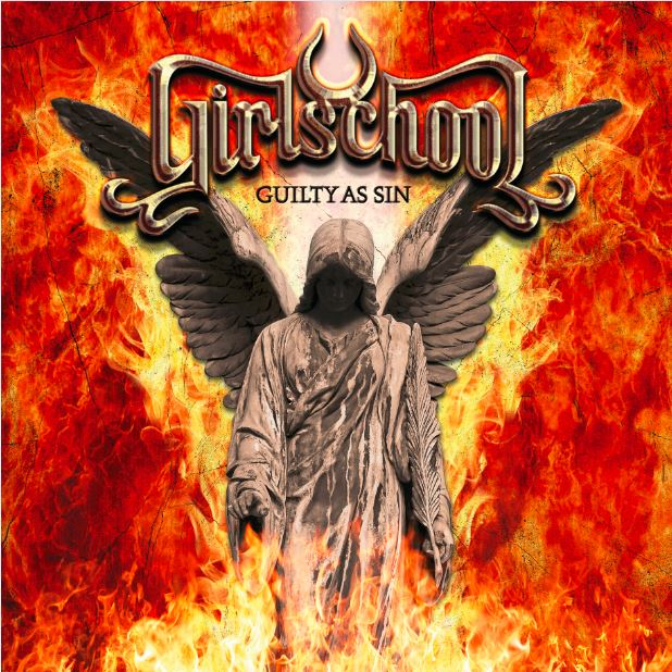 "GIRLSCHOOL – neues Album ""Guilty As Sin"" am 13. November!"