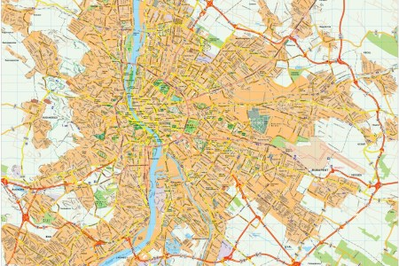 Budapest Map Another Maps Get Maps On HD Full HD Another Maps - Vintage budapest map