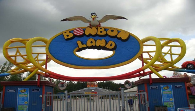Bon Bon Land in Denmark