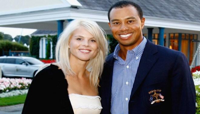 Ellin Nordegren-Tiger Woods
