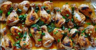 Chicken drumsticks-Netmarkers