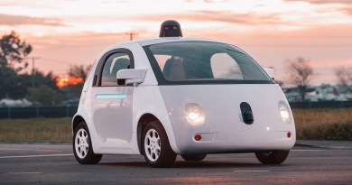 Google self driving cars-Netmarkers