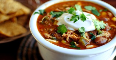 Spicy adobo chicken chili-Netmarkers