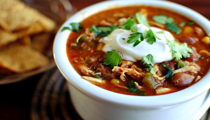 Spicy adobo chicken chili-Netmarkers