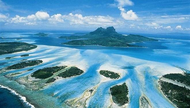 Bora Bora, French Polynesia-Netmarkers