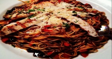 Bruschetta chicken pasta-Netmarkers