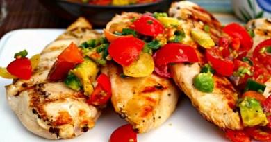 chicken with avocado sauce-Netmarkers