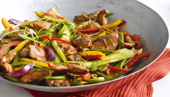 Chicken stir fry Recipe-Netmarkers
