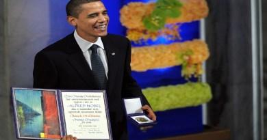 Obama won nobel prize-Netmarkers