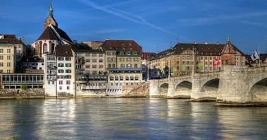 Basel, Switzerland-netmarkers
