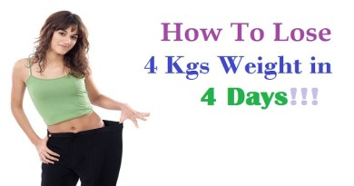 how-to-lose-4-kgs-weight-in-4-days-netmarkers