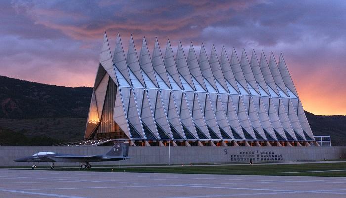 Air-Force-Academy-Cadet-Chapel-Colorado-Springs-CO-Netmarkers