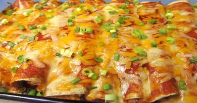 Cheesy-Chicken-Enchiladas-Recipe-Netmarkers