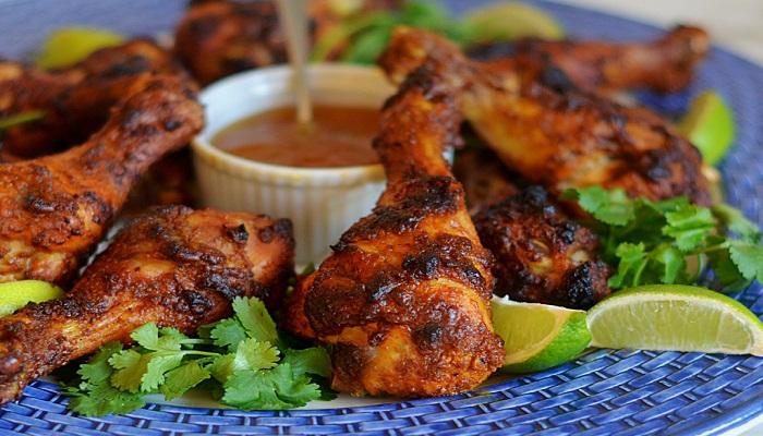 Grilled-Tandoori-Style-Chicken-Drumsticks-receipe-Netmarkers