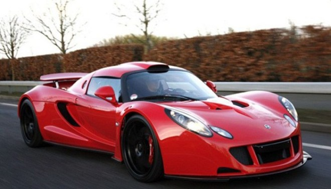 Hennessey Venom GT-Netmarkers