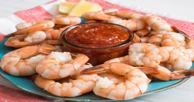 Shrimp-Netmarkers