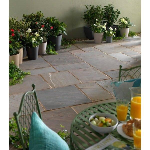Pavings for garden by Stonemart