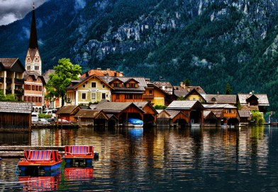10 Magnificent Villages around the world!