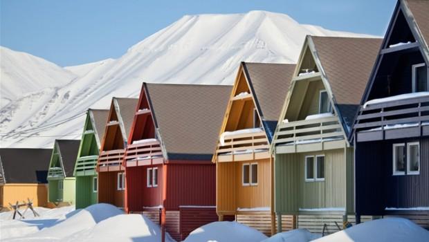 Longyearbyen-netmarkers