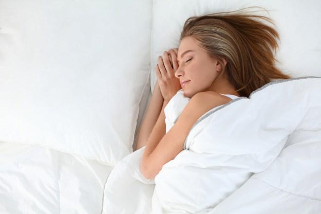 Get adequate nighttime sleep-netmarkers
