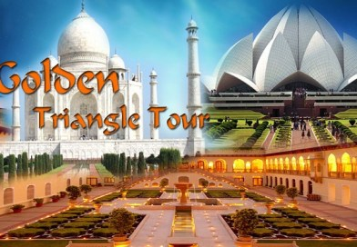 The Golden Triangle Tour Package for Indelible Visit to India!