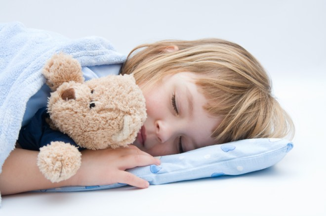 proper sleep-netmarkers
