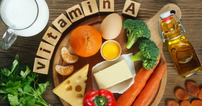 vitamin A-netmarkers