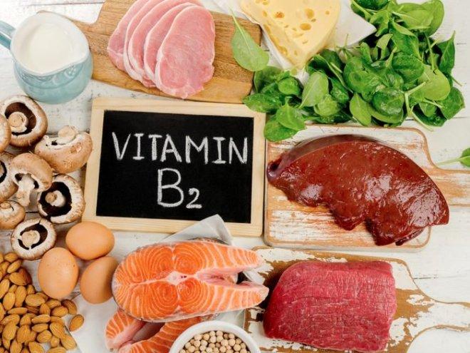 vitamin B2-netmarkers