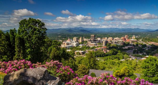Asheville, North Carolina-netmarkers